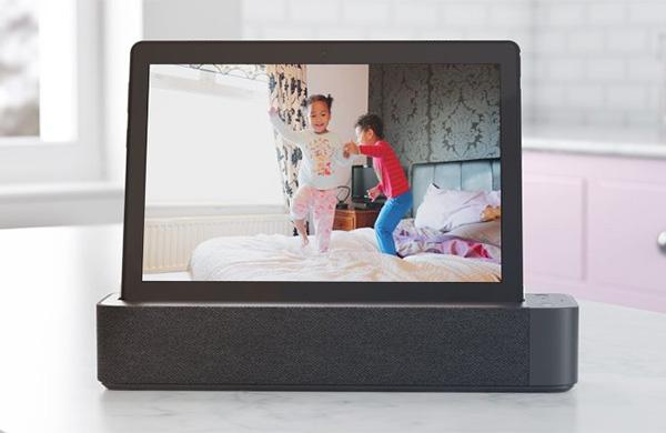 Le Comunicazioni di Alexa su Lenovo Smart Tab