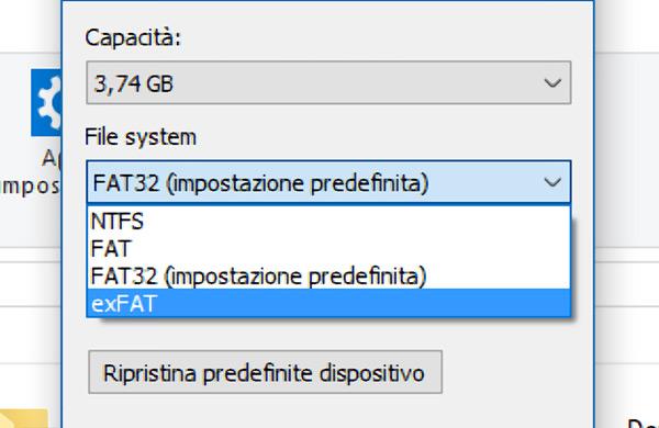 Microsoft: il file system exFAT per Linux